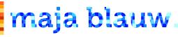 Maja Blauw logo